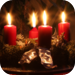 Virtual Advent Wreath Image