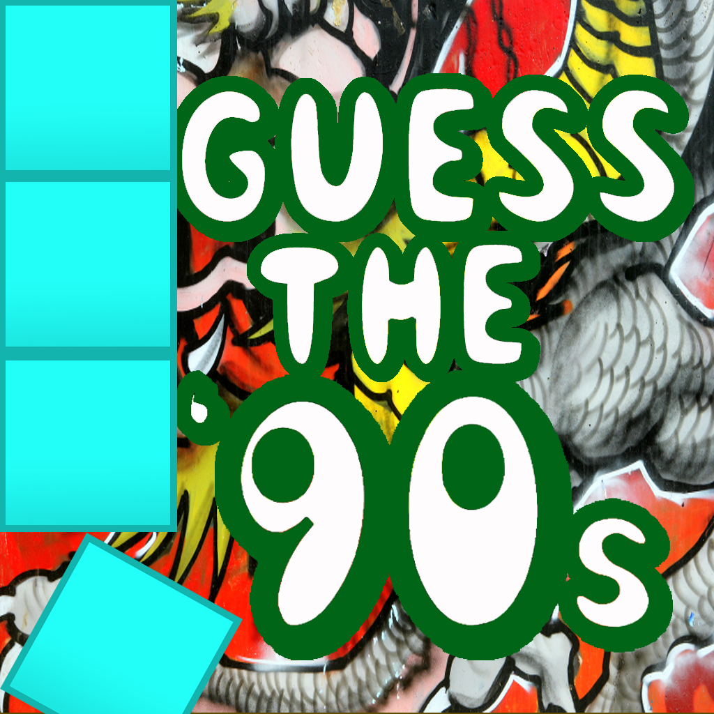 All Guess The '90s - Reveal Pics to Guess What's the Word